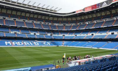 Real Madrid en Bumbet