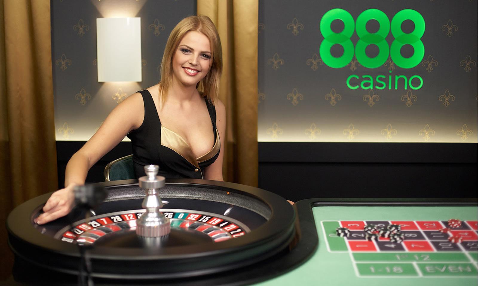 ¿Cómo jugar en la ruleta en vivo de 888casino?