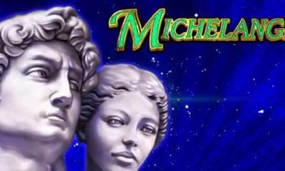 Tragaperras Michelangelo