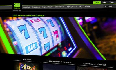 ¿Cómo jugar en las tragaperras de 888casino.es?