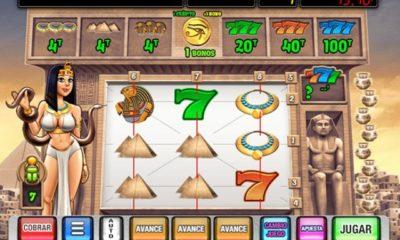 ¿Cómo jugar a la slot La Reina del Nilo con dinero real?