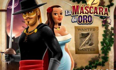 ¿Cómo jugar a la slot La Máscara de Oro con dinero real?