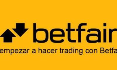¿Cómo funciona el bono de bienvenida en Betfair?