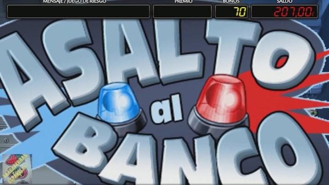 ¿Cómo jugar a la slot Asalto al Banco con dinero real?