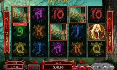 ¿Cómo jugar a la slot Robin con dinero real?