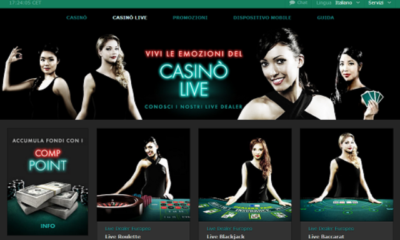 ¿Cómo funciona el casino en vivo de Bet365?