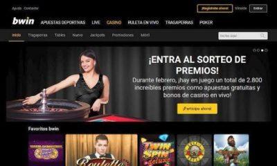 ¿Cómo funciona el casino en vivo de Bwin?