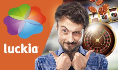 ¿Cómo funciona el bono de bienvenida en Luckia?