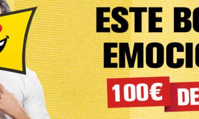 ¿Cómo canjear el bono de 100 euros en Interwetten?
