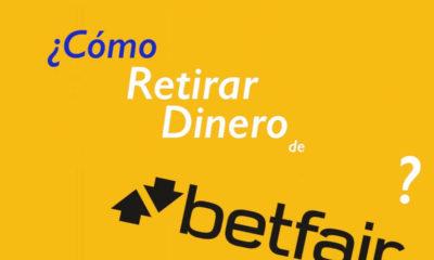 ¿Cómo retirar dinero de Betfair?