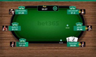 ¿Cómo jugar al poker en Bet365?