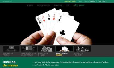 ¿Opiniones de Bet365.es Póker?