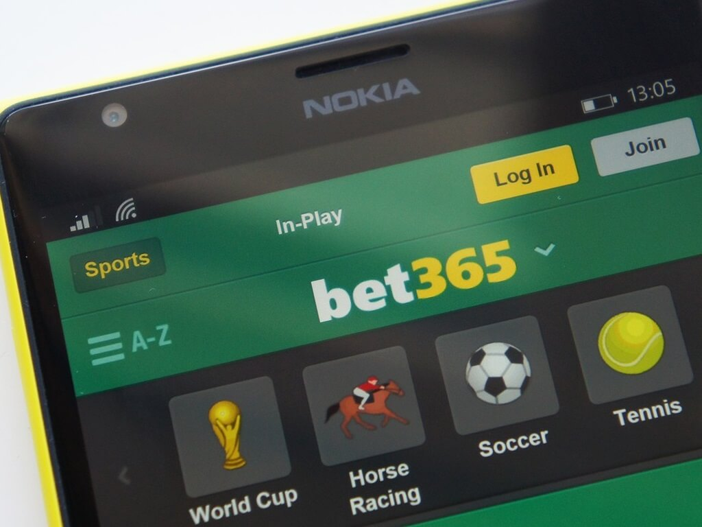 ¿Tiene app Bet365.es?