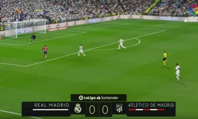 Atletico de Madrid vs Real Madrid 2019