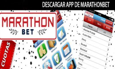 ¿Cómo descargar la app de Marathonbet?